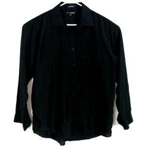 💙 3/$20 Enrico Rossini Dress Shirt 16 - 6.5 A0030